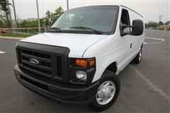 2008 FORD ECONOLINE CARGO VAN Recreational