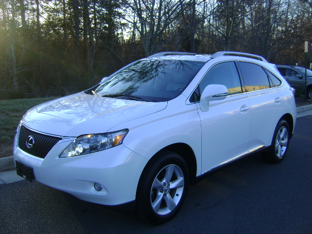 2011 LEXUS RX 350 AWD w/Navigation System and Rear Camera