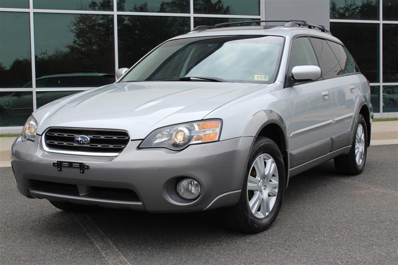 2005 SUBARU LEGACY WAGON (NATL) Outback Ltd