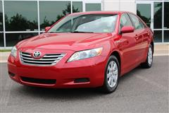 2007 TOYOTA CAMRY HYBRID LIMITED Leather + Navigation + Sunroof