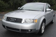 2003 AUDI A4 3.0L