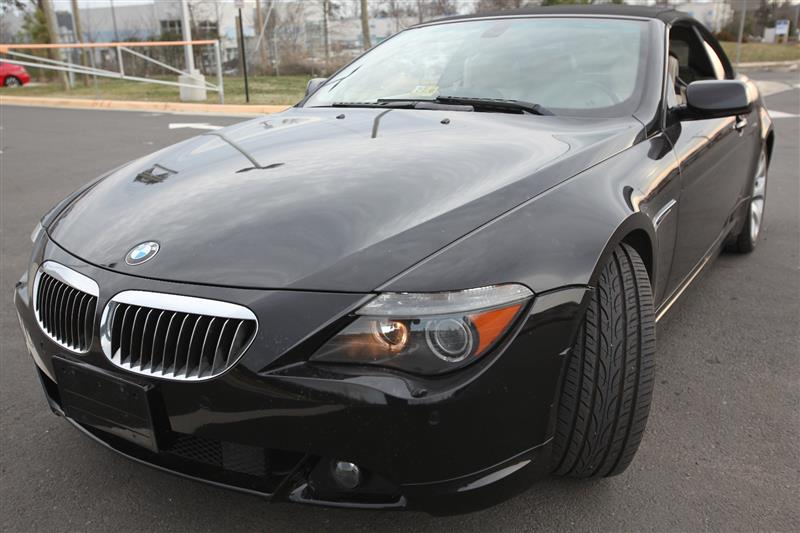 2006 BMW 6 SERIES 650Ci