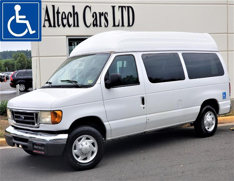 2006 FORD ECONOLINE WAGON E350 SUPER DUTY