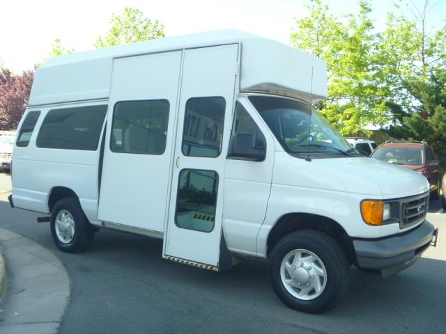 2007 FORD ECONOLINE E350 Extended