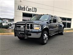 2005 FORD SUPER DUTY F-350 DRW LARIAT DULLY DIESEL