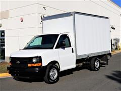 2014 CHEVROLET EXPRESS COMMERCIAL CUTAWAY 3500