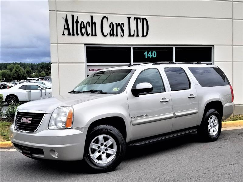 2008 GMC YUKON XL SLT NAVI - DVD - 3RD ROW