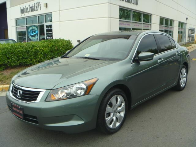 2009 HONDA ACCORD SDN EX