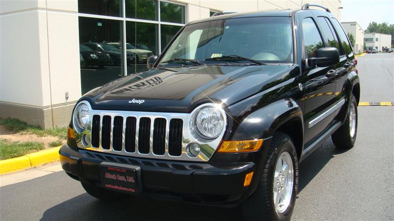 2006 JEEP LIBERTY  CRD Limited 4X4 *Navigation*