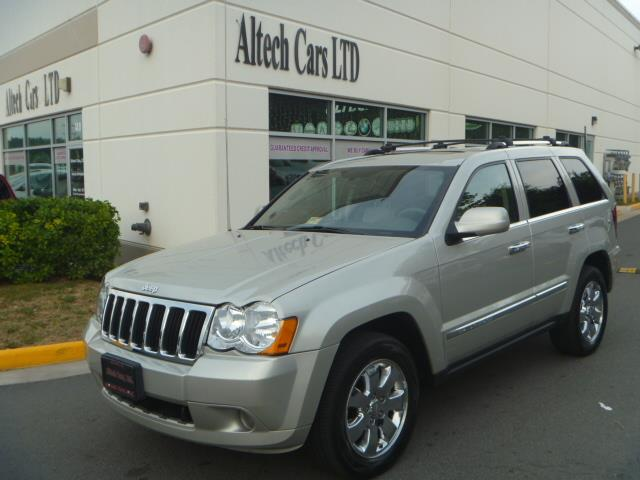 2010 JEEP GRAND CHEROKEE Limited 4WD Navigation