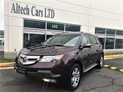 2008 ACURA MDX SH-AWD Tech/Pwr Tail Gate