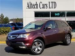 2007 ACURA MDX Sport AWD w/Technology-Entertainment package
