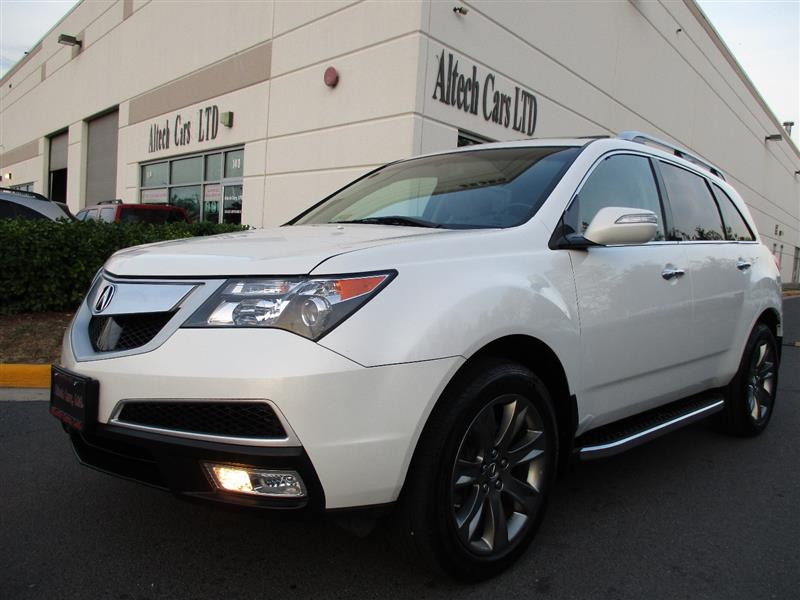 2010 ACURA MDX SH-AWD ADVANCE w/TECHNOLOGY& ENTERTAINMENT-
