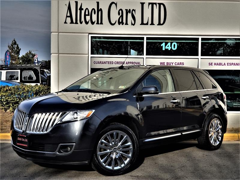 2013 LINCOLN MKX AWD w/ Elite package