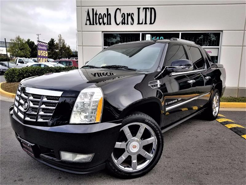 2008 CADILLAC ESCALADE EXT AWD Ultra Luxury Collection Package