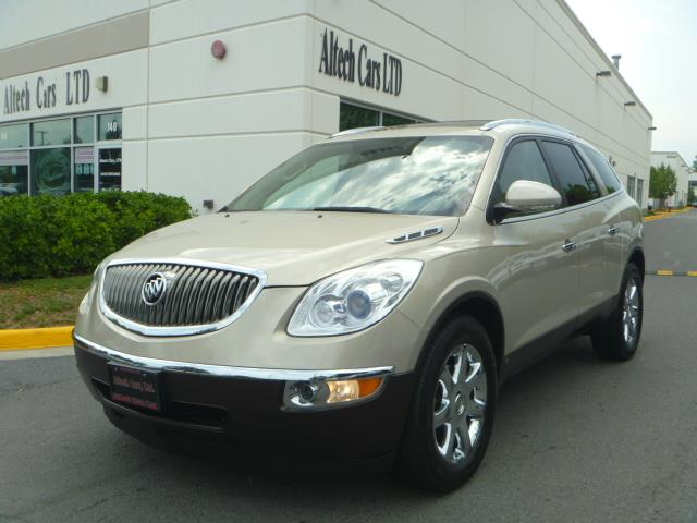 2008 BUICK ENCLAVE CXL/AWD