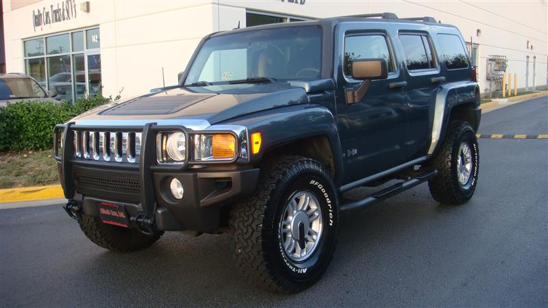 2006 HUMMER H3 OFF-ROAD LUXURY