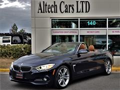 2015 BMW 4 SERIES 428i Convertible