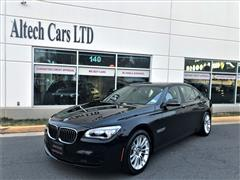 2015 BMW 7 SERIES 750 Li xDrive w/ M Sport Package