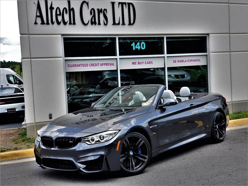 2015 BMW M4 M4 w/Executive Package | Chantilly , VIRGINIA | ALTECH ...