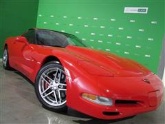 2000 CHEVROLET CORVETTE ONE OWNER - LINGENFELTER SUPERCHARGER KIT
