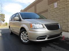 2014 CHRYSLER TOWN & COUNTRY Touring w Rear Entertainment System