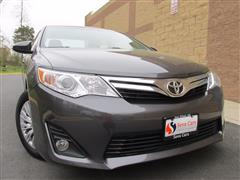 2012 TOYOTA CAMRY Limited S w/ Navigation