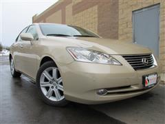 2009 LEXUS ES 350 Luxury/Clean Carfax 1 Owner