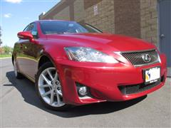 2011 LEXUS IS 250 IS250 AWD w/ Navigation