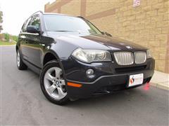 2008 BMW X3 3.0si - AWD - PANO ROOF