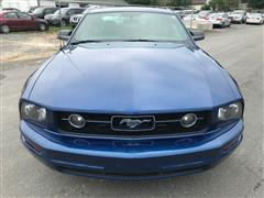 2006 FORD MUSTANG Standard/Deluxe/Premium