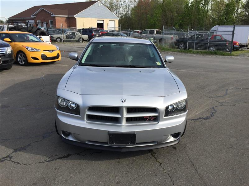 2009 DODGE CHARGER R/T NAVIGATION ROAD/TRACK