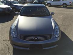 2007 INFINITI G35 COUPE Sport Pkge