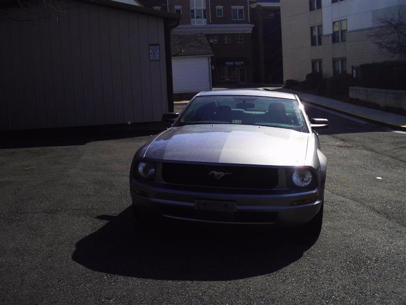 2008 FORD MUSTANG Base