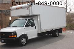 2012 CHEVROLET EXPRESS COMMERCIAL CUTAWAY Work Van