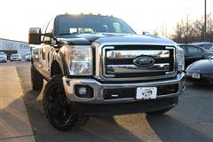 2012 FORD SUPER DUTY F-250 SRW LARIAT W/FX4 PACKAGE