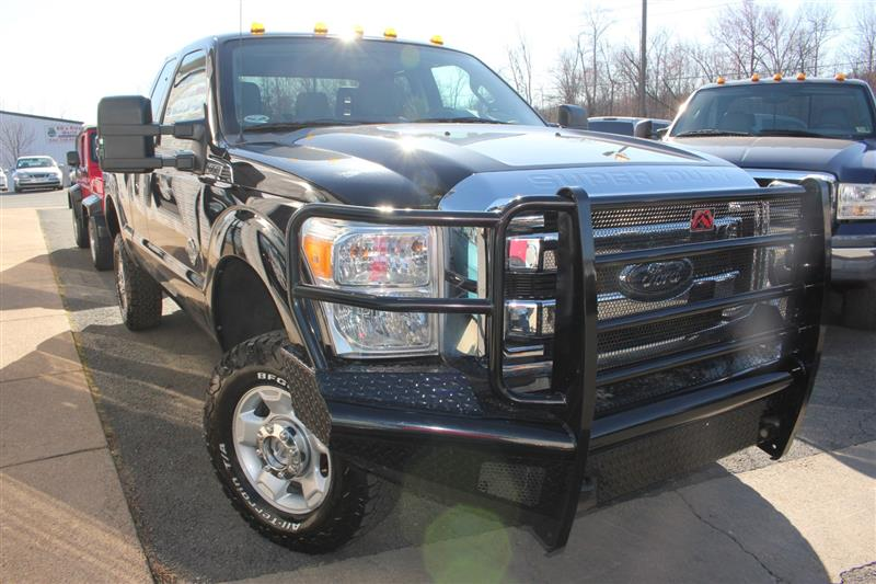 2012 FORD SUPER DUTY F-350 SRW XLT