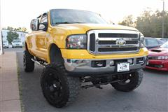 2005 FORD SUPER DUTY F-250 LARIAT SUPERCAB 4X4 FX4 PKGE