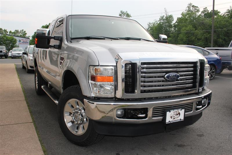 2008 FORD SUPER DUTY F-250 SRW Lariat Super Duty