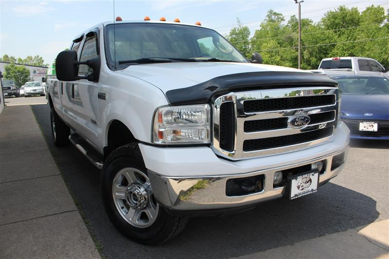 2007 FORD SUPER DUTY F-350 SRW Lariat Super Duty