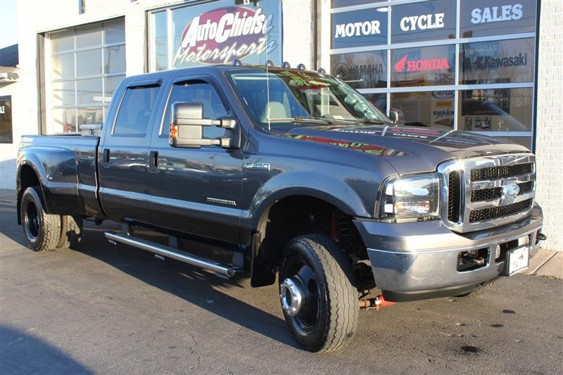 2005 FORD F350