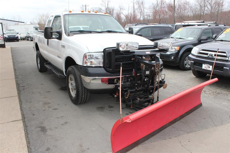 2006 FORD F350 XL SUPER DUTY EXTENDED CAB