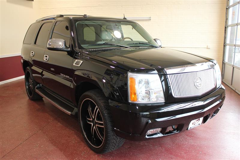 2004 CADILLAC ESCALADE LUXURY PKG