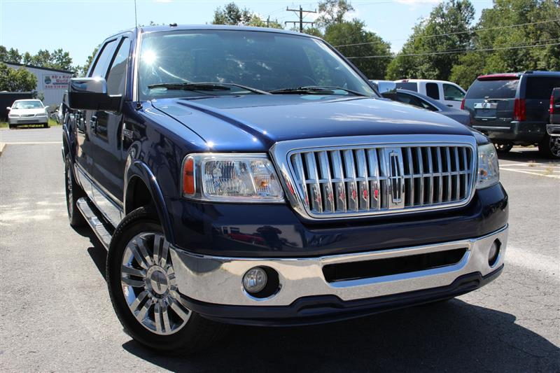 2007 LINCOLN MARK LT LT SUPERCREW