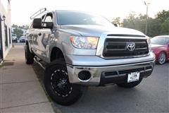 2013 TOYOTA TUNDRA 4WD TRUCK Double Cab SR5 4X4