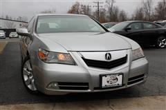 2009 ACURA RL RL / TECH PACKAGE