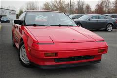 1986 TOYOTA MR2 T-Bar
