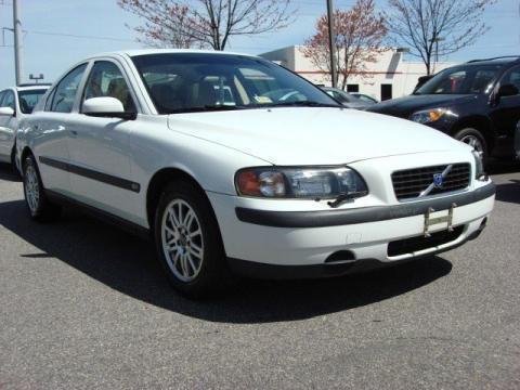 2004 VOLVO S60 2.5T
