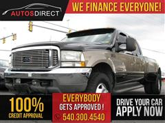 2004 FORD SUPER DUTY F-350 DRW XL/XLT/Lariat/King Ranch
