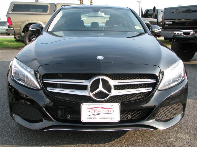 2015 MERCEDES BENZ C CLASS C 300 | FREDERICKSBURG , VIRGINIA | Autos Direct  Of Fredericksburg   VA   22408